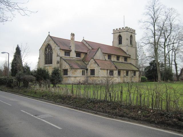 St  Andrew's  Church.  Bishopthorpe