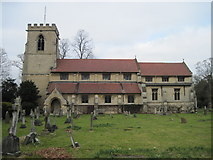 SE5947 : St  Andrew's  Church.  Bishopthorpe by Martin Dawes