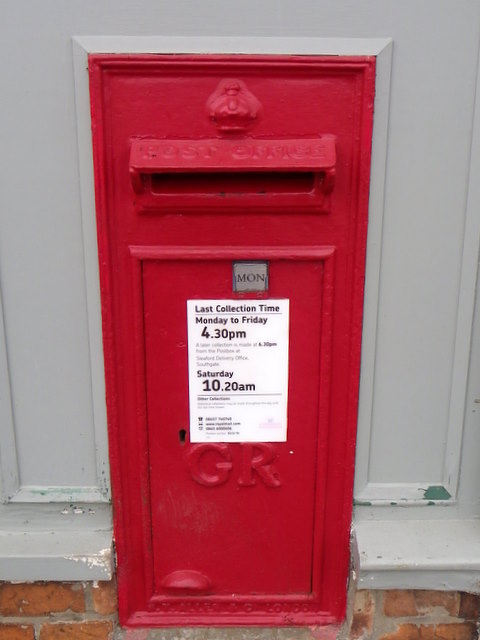 Postbox, Osbournby