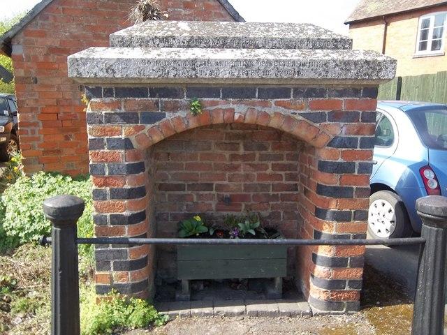Former village tap