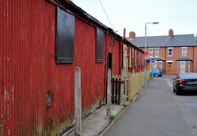 Dundela development site, Belfast (2)