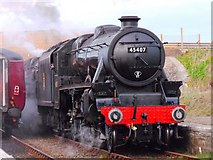 ND1559 : Steam at Georgemas Junction by John MacKenzie