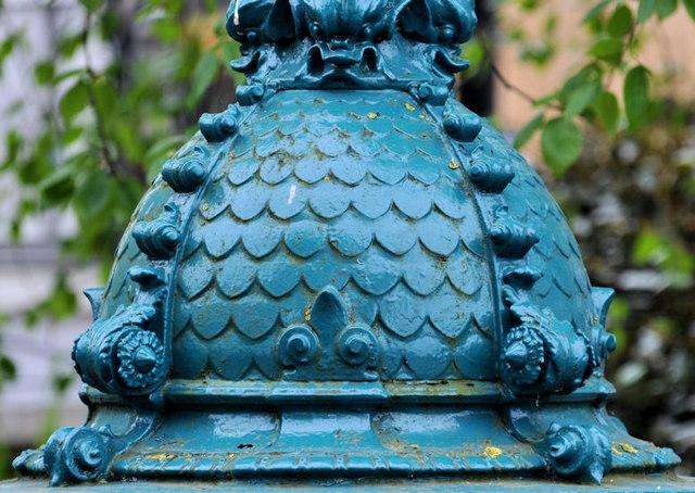 The Wallace fountain, Lisburn (detail) (5)