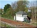 SD1780 : Millom Signal Box by David Martin