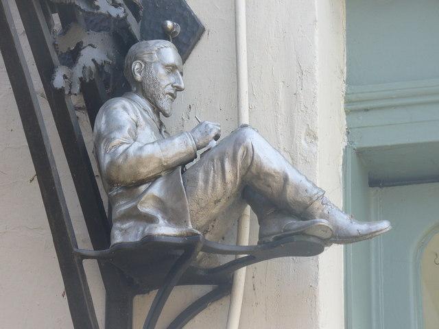 Charles Allen Figure