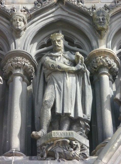 Alexander Iii Statue West Door Of St 169 Kim Traynor