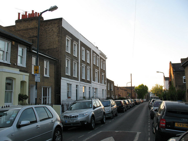 Housing on Earlswood Street
