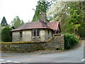 NN1059 : Derelict lodge house by Dave Fergusson