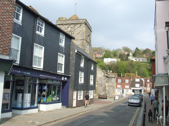 Cliffe High Street, Lewes