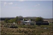NR3656 : Avenvogie Farm from the rear, Islay by Becky Williamson