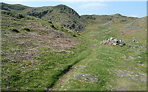 NY3404 : One route to Loughrigg by Graham Horn
