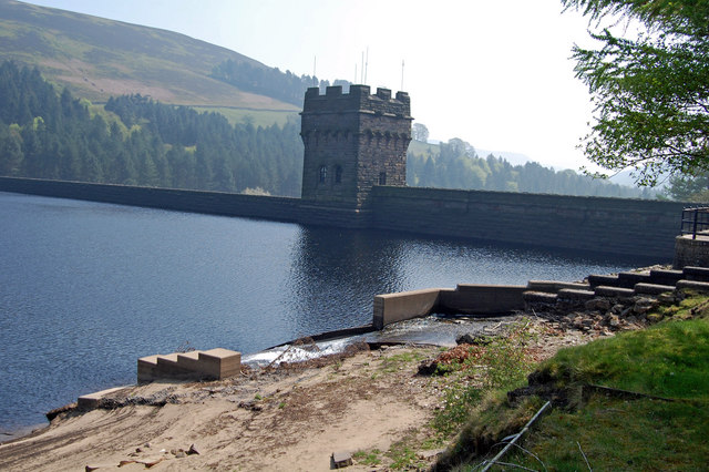 Hope Woodlands : Derwent Dam