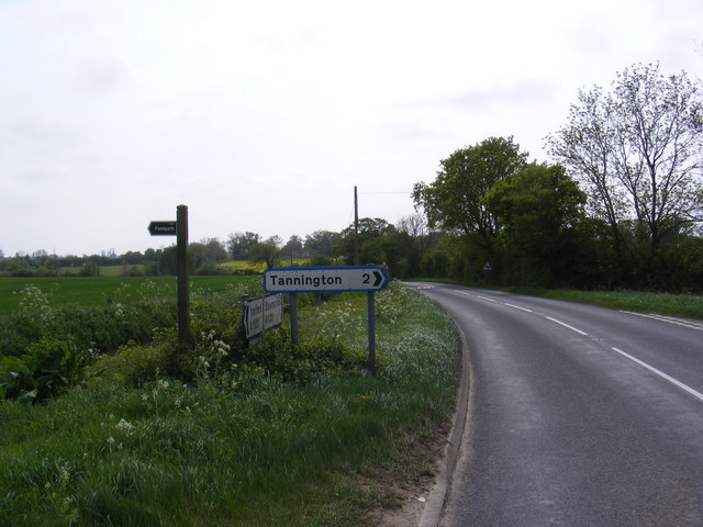 A1120 Button's Hill & the footpath to Peppers Wash