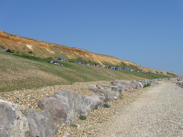 Beach Huts, Barton-on-Sea