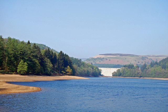 Hope Woodlands : Howden Dam