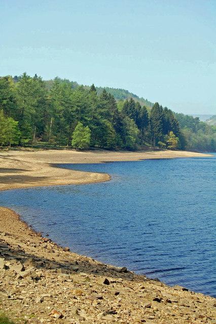 Hope Woodlands : Derwent Reservoir