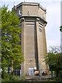 TM2766 : Dennington Water Tower by Geographer