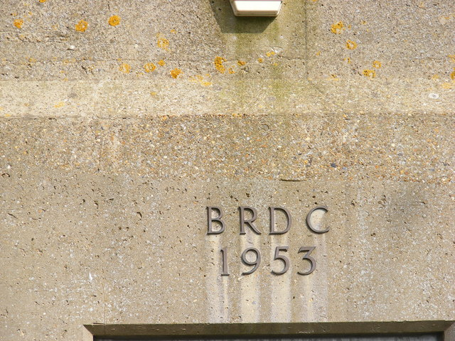 Date Sign on Dennington Water Tower