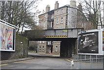 NT2774 : Railway bridge,Spring Gardens by N Chadwick