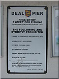 TR3752 : Prohibitions on Deal Pier by David Anstiss