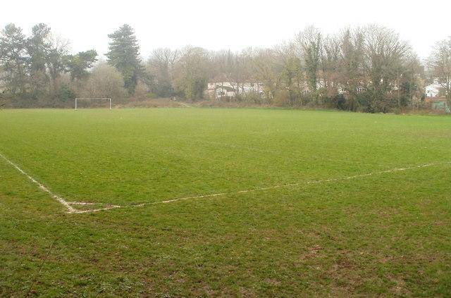 Football pitch, Pontnewydd, Cwmbran