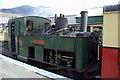 SH5859 : Locomotive, Snowdon Mountain Railway by Christine Matthews