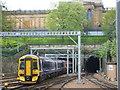 NT2573 : Train entering Waverley Station by kim traynor