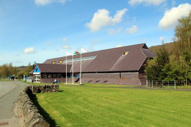 Electric Mountain Visitor Centre, Llanberis