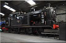 TL8928 : N7 69621 in the Workshops by Ashley Dace