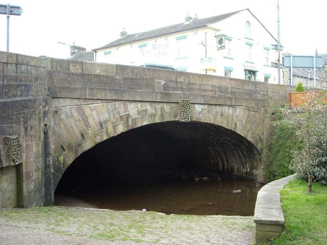 Bridge on Grassington Road, Skipton.