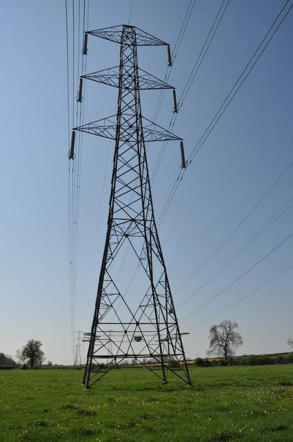 Pylon at Ewen