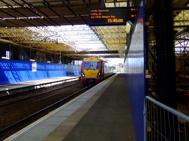 Gilmour Street railway station