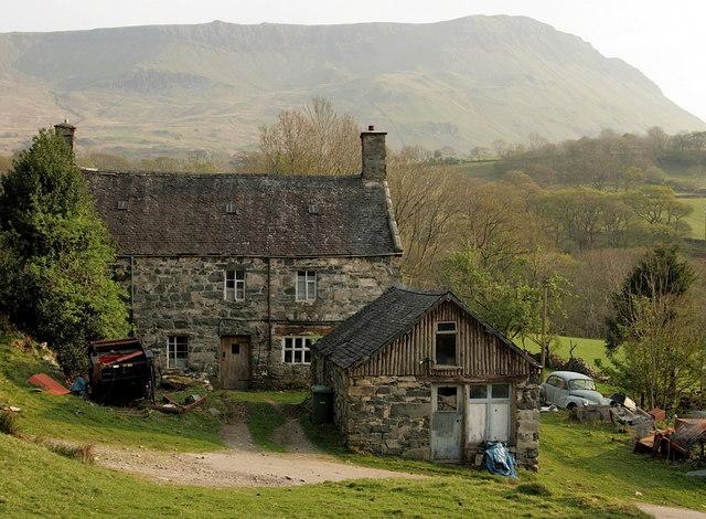 Hafod Dywyll Farm