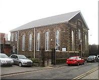 SS7597 : Soar Maes-yr-haf Congregational Chapel, Neath by Jaggery
