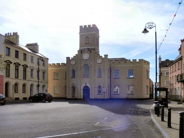 Former St Mary's Church