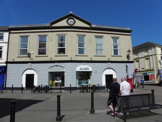 Former Market House, Carrickfergus