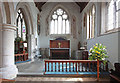 SU9643 : St Peter & St Paul, Godalming, Surrey - South chapel by John Salmon