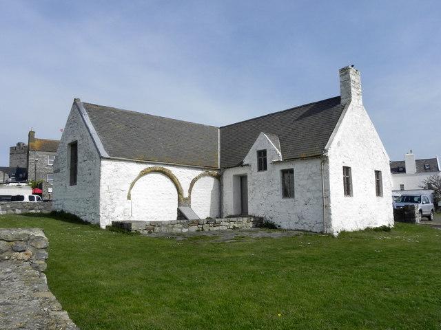 The Old Grammar School, Castletown