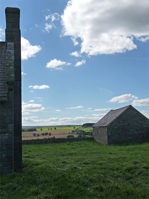 Farmland near Kiln Pit Hill (4)