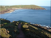 SS0597 : Manorbier Bay by Ian Paterson