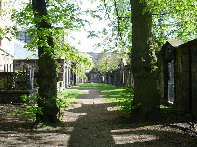 Covenanters Prison, Greyfriars Kirkyard