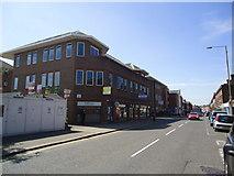 TQ2160 : Upper High Street, Epsom by Stacey Harris