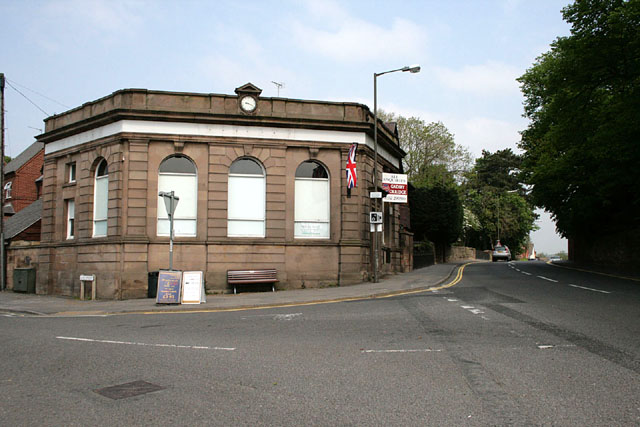 Former HSBC bank in Duffield