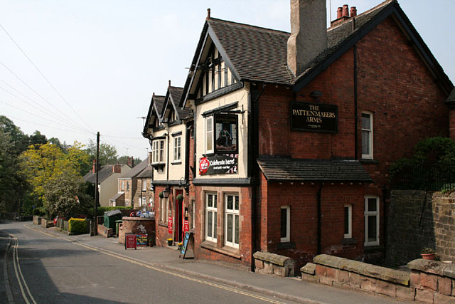 The Patternmaker's Arms
