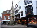 SU4829 : Winchester - The City Cross by Chris Talbot
