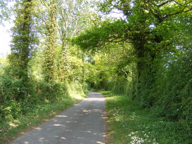 Chapel Lane, Great Glemham
