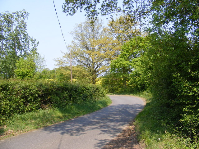 Chapel Lane, Sweffling
