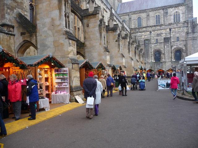 Winchester - Christmas Fair