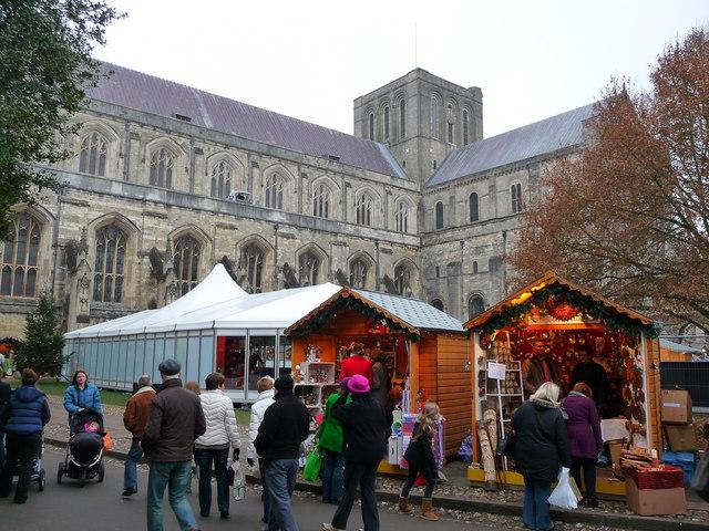 Winchester - 2010 Christmas Fair
