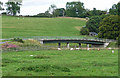 NT9503 : Bridge, Sharperton by Stephen Richards